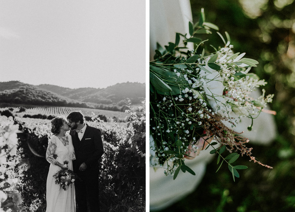 photographe mariage perpignan domaine bellavista thuir