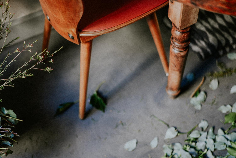 Photographe entreprise corporate Perpignan - Un bout de bureau et d'une chaise