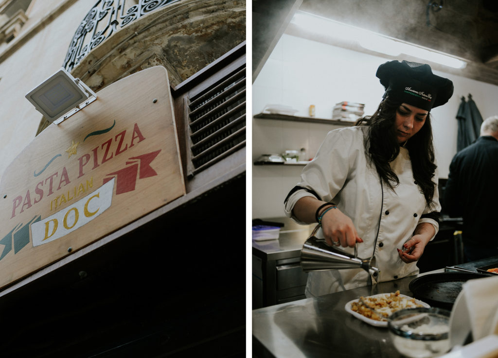 Pasta Pizza Doc - Voyage Malte - La Valette