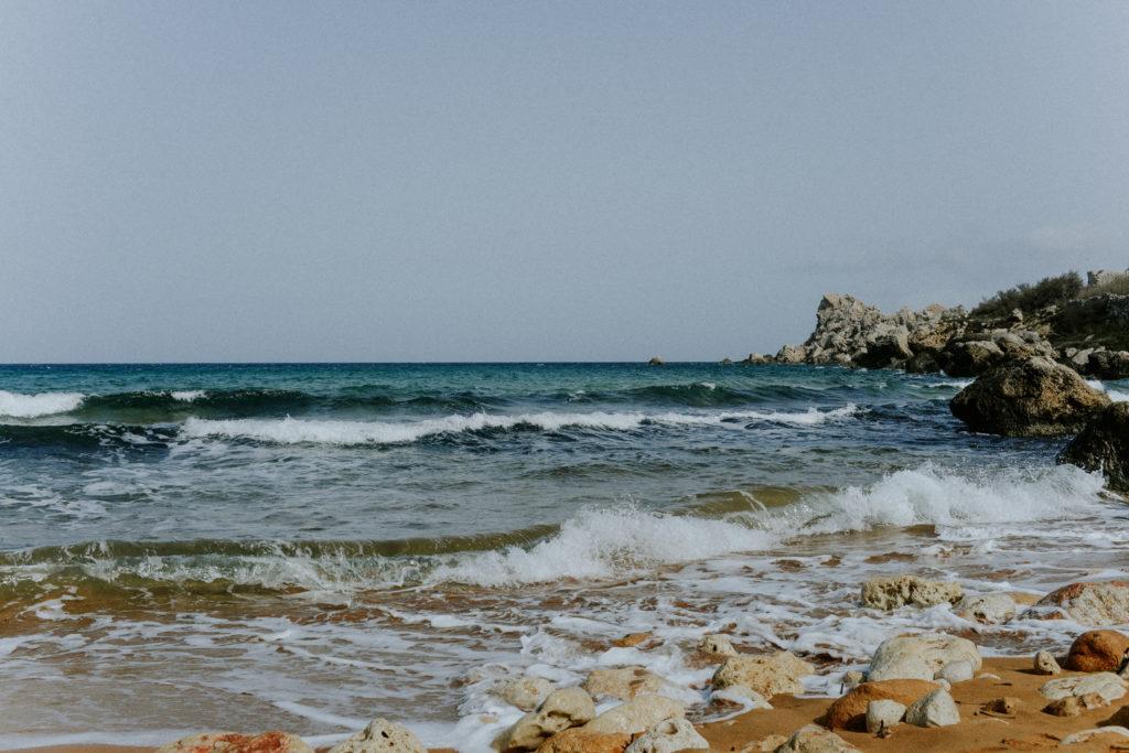 Paysage marin - Gozo